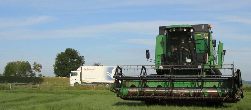agricultural logistics