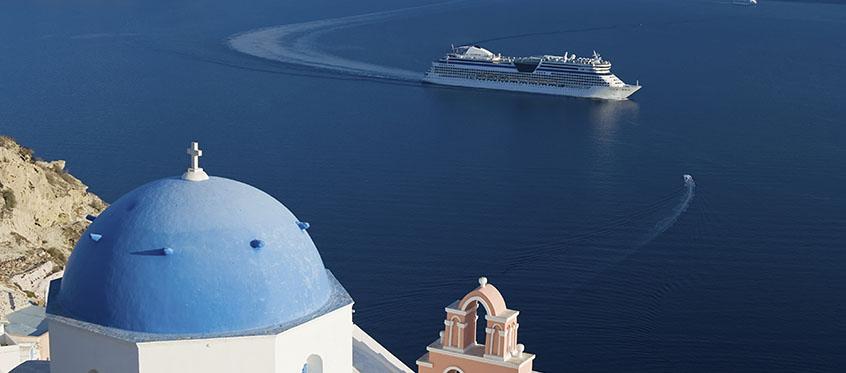 cruise logistics